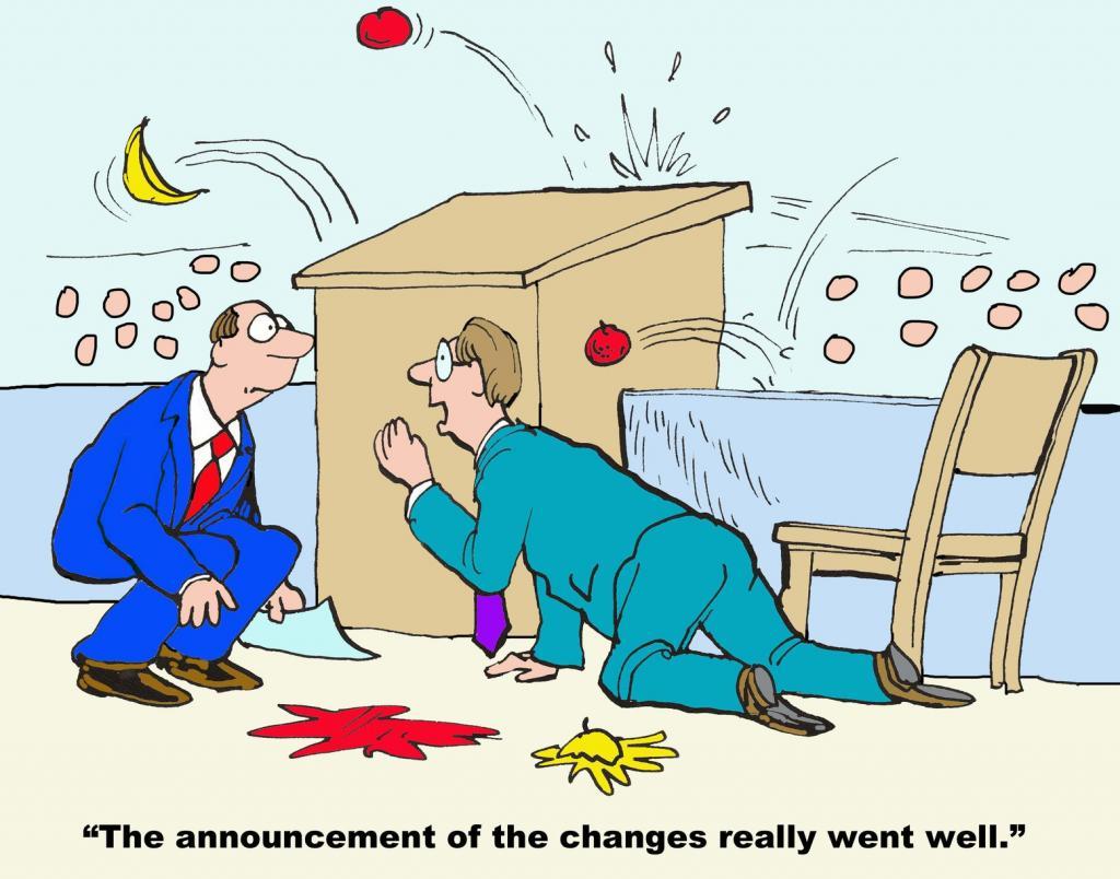 Mit Change Management einen Wandel geleiten - Bildung-Schweiz.ch